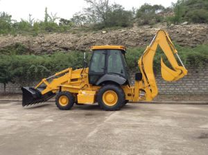 4WD Wz30-25 Compact Backhoe Loader pictures & photos