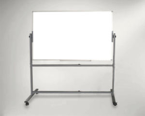 Mobile Ceramic Double Sided Whiteboard pictures & photos