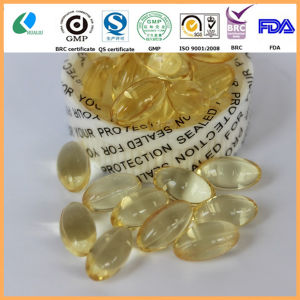 High Quality Deep Sea Fish Oil Omega 3 Softgel Capsules