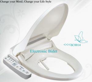 Electronic Bidet/Intelligent Rinse Toilet Seat (SC0014)