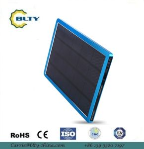 Mobile Solar Charger 10000mAh Solar Power Bank pictures & photos