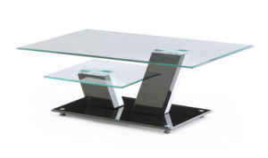 New Design Glass Coffee Table Home Furniture (CT115) pictures & photos