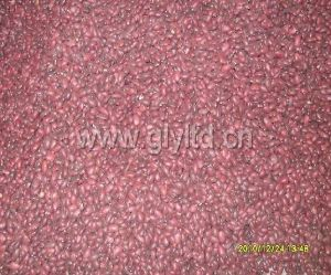 Dark Red Kidney Bean Packed in Gunny Bag pictures & photos