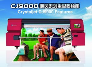 Crystaljet Large Format Printer (F9308SPT1020_35PL)