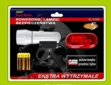 Bike Light -Packing Design (EL10055)