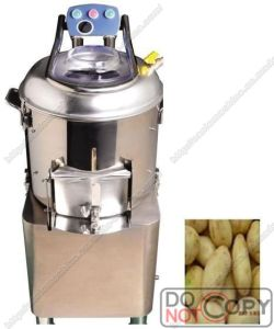 Automatic Potato Peeling Machine (WP-400)