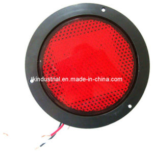 "LED 4"" Flush-Mount Round Truck Light (TK-TL211) pictures & photos"
