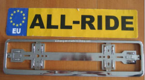 European License Plate Frame pictures & photos