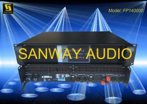 Fp14000 Sanway Vacuum Tube Amplifiers pictures & photos