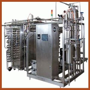 Complete Set of Pipe Uht Pasteurizer pictures & photos