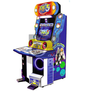 Arcade Game Machine, Rock Fever Ver. 5 pictures & photos