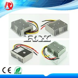 Car Power Supply 12V/24V to 5V 20A 100W Converter Buck Module, Step Down Power Adapter pictures & photos