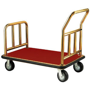 Luggage Trolley for Hotel (N000020200) pictures & photos