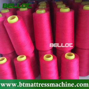 100% Polyester Thread Material for Mattress pictures & photos