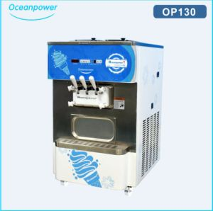 Oft Icecream &Industrial Frozen Yogurt Machine Op130 pictures & photos