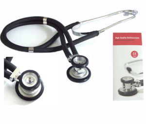 Medical Gift Promotion Gift Sprague Rappaport Type Stethoscope (KS-003C) CE, FDA pictures & photos