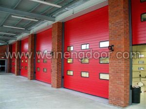 Garage Door / Commercial Garage Door /Sectional Steel Door (CSID-013)