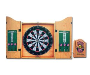 Flocked Dartboard (FD-005) pictures & photos