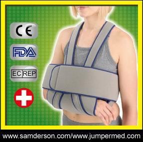 Deluxe Swathed Shoulder Arm Sling (JM-AR1301)
