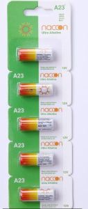A23/23A 12V Ultra Alkaline Dry Cell Battery with Blister Card pictures & photos