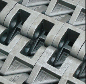 Precision Casting OEM Chasis Base with ISO 9001