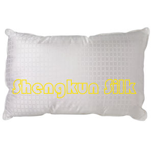 Oeko-Tex Silk Pillow (YUN-035)
