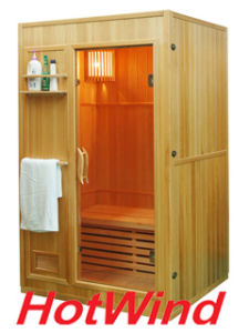 2016 Sauna Steam Room Wooden Sauna portable Sauna (SEK-EN2) pictures & photos