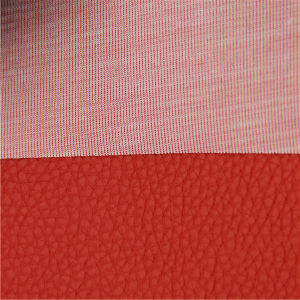 Bed Artificial Leather Producing in China Factory pictures & photos