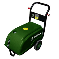 Electric Pressure Washer with Hose Reel Hot Water Pressure Washer