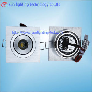 LED Recessed Downlight (SL-DL01-W)