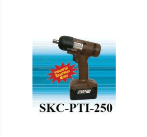 KILEWS PRODUCTION TOOL SKC-PTI-250 18V Brushless Impact Cordless Screwdriver with 3.1Ah Li-ion Battery Sets production tools