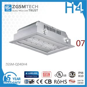 40W IP66 LED Recessed Lights with SAA Lumileds 3030 Chip pictures & photos