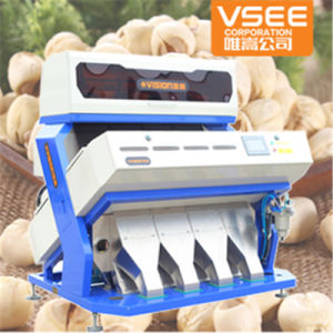 Vsee New Type 5000+Pixels Lotus Seeds CCD Color Sorter pictures & photos