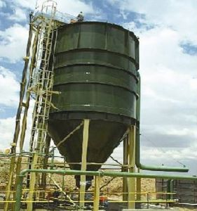 Sgn Thickener Mineral Machinery (SGN 3-20)