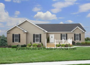 Comfortable Modular and Prefabricated House for Fast and Easy Installation pictures & photos