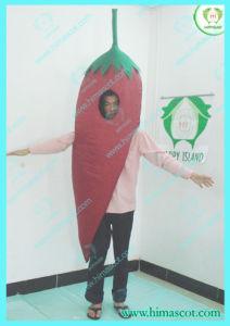 2012 Chilli Mascot Costume (HI0115002A)