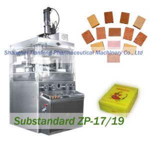 Substandard Tablet Press Machine (ZP-17 / ZP-19) pictures & photos