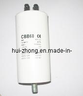 Plastic Running Capacitor Cbb60 (Hz-007) with UL. TUV. CQC. pictures & photos