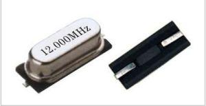 SMD Quartz Crystal Resonator Hc49s pictures & photos