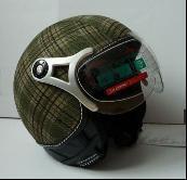 ECE Half Face Helmet (201B)