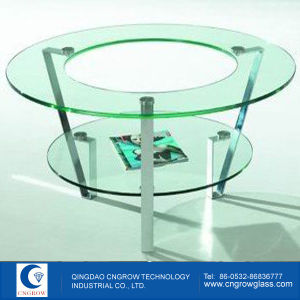 2.8mm~19mm High Quality Tempered Glass for Building with CCC\ISO\CE
