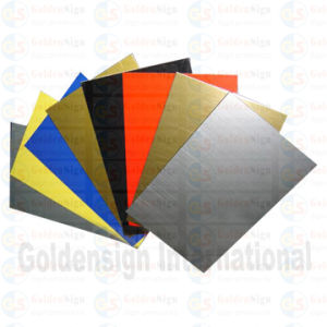 ABS Double Color Board/Engraving Material/ABS Board/Double Color Board pictures & photos