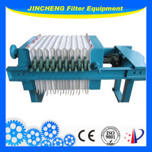 High Efficiency of Press Filter in Coal Washing Process (BMY1000)
