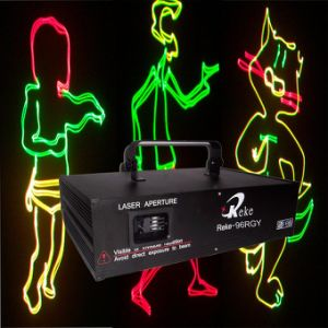 1000mw RGY Animation Laser Display System (Reke-96RGY)