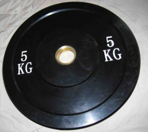 Solid Rubber Bumper Plates pictures & photos
