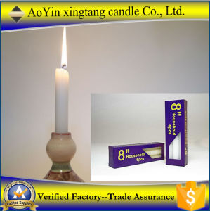 White Candles Light Candle Household Candles for Hot Sell pictures & photos