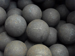 Grinding Steel Ball, Dia20mm-160mm, HRC60-65 pictures & photos