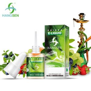Hangsen E Liquid Tpd Compliant 10ml Shisha Flavors pictures & photos