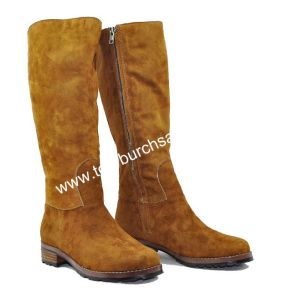 Australia Genuine Leather Boots Broome Black (5511)
