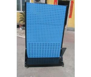Plastic Bin Box Hanging Shelf Rack Material Rack (JW-KVJ1505) pictures & photos